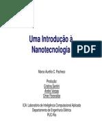 Usos Nanotecnologia