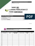 001-Senarai Peralatan Ict Berfungsi Sekolah
