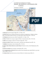 Mapas e Índice de Nomes de Lugares