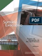 Sumário Executivo PISF Ago2014