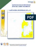 Climatologia de los principales puertos del caribe colombiano Cartagena