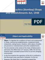 2013_Bombay Shops & Establishments Act