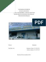 Trabajo Final de Procesos Industriales, Metalicos Europa (1)