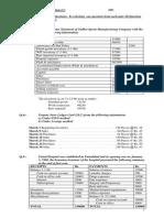 Financial Accounting - II