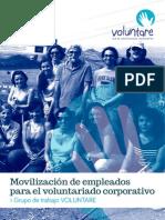 Movilizacion Voluntarios Voluntariado Corporativo