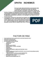 Curs 2- Cardiopatia Ischemica