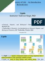 Yash 2.Lipids