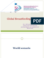 Breastfeeding Week 2012