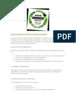 Nova Communication Agency Challenge Plano