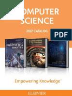 2017 Computer Science Catalog