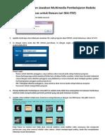 SEKILAS Petunjuk Dan Jawaban Multimedia Pembelajaran Redoks