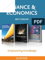 2017 Finance and Economics Catalog