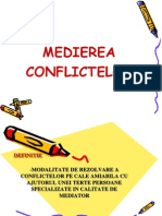 Medierea conflictelor curs slide ultimul update.ppt