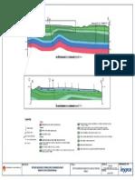 Estudio hidrogeologico. Cortes Hidrogeol Gicos Regional