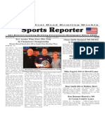 January 7 - 13, 2015 Sports Reporter