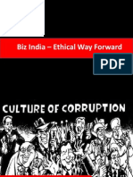 Biz India - Ethical Way Forward