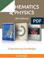 2017 Mathematics and Physics Catalog