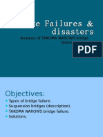 Bridge Failures & Disasters