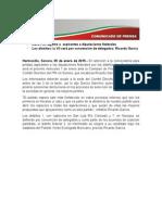 05-01-15 Abre PRI Registro a Aspirantes a Diputaciones Federales