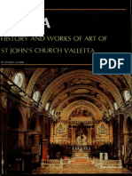 Malta - History and Works of Art of St Johns Church (Art eBook)