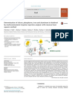 multicommutated stepwise injection analysis of biodiesel with classical least squares method