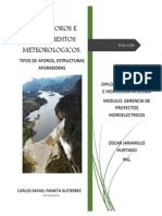 Upme,Aforos y Equipos Meteorologicos.