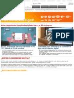 Dividendo Digital, El Futuro Es Ahora 4G - RTVE