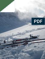 A New Generation Alpine Backcountry Ski