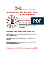 MLK Flyer_Spanish Version