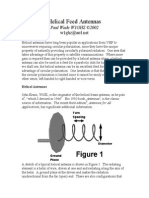 Helical Feed Antennas