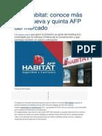 afphabitattrabajo-130528154814-phpapp01