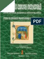 Biserici de curte mai putin cunoscute (Moldova si Tara Romaneasca, secolele XIV-XVI