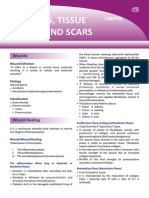 1 chapter  wounds tissue repair  scars