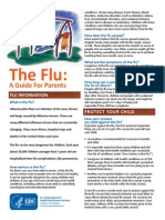 a flu guide for parents