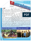 KB Newsletter Aug 2011