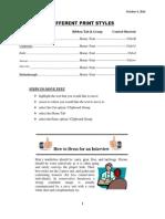formatting assignment -skyler williams