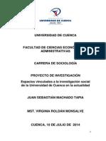 Informe Subproyecto Individual