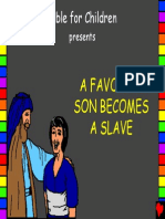 A Favorite Son Becomes a Slave English