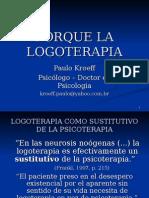 Porque La Logoterapia