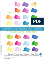 Phelps & Ellis, A. (2007). Organizing and Managing Your Research, A Practical Guide for Postgraduates.pdf