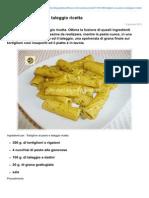 Blog.giallozafferano.it-tortiglioni Al Pesto e Taleggio Ricetta