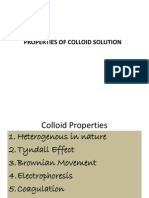 Chapter 2a - Colloid Properties