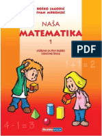 Matematika 1. razred