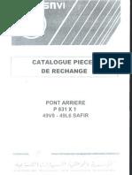 Pont Arriere p831x1 - 49 l6 Safir