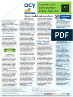 Pharmacy Daily for Thu 08 Jan 2015 - CHF