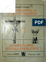 Ernest Valea Crestinismul si mistica indiana