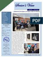 RAAA's Newsletter Winter January 2015