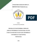 Laporan Praktikum Ekologi Hewan Preferensi Pakan Epilachna (1)