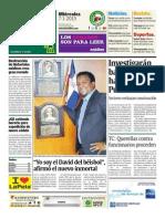 Diario Libre 07-01-2015