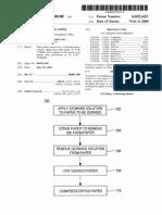 Method for Deinking Paper - US6022423